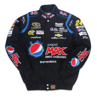 Jeff Gordon Pepsi Max 2013 Uniform Jacket | Raceline Direct