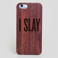 Beyonce I Slay iPhone 6 Case - All Wood Everything
