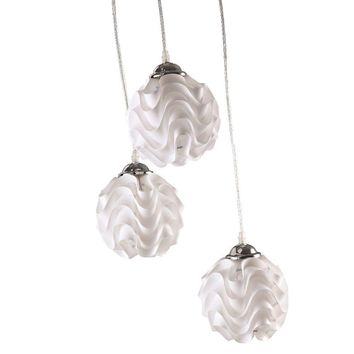 Shade Hanging Lamp, White