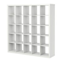 "EXPEDIT Shelving unit, white - 72 7/8x72 7/8 "" - IKEA"