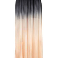 **Dip Dye Maxi Skirt by Coco's Fortune - Dresses  - Clothing