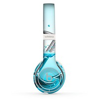 The Anchor Splashing Skin Set for the Beats by Dre Solo 2 Wireless Headphones