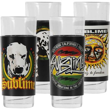 Sublime Shot Glass Set