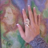 Wexford Jewelers | our passion is design >> Ickle Ockle Mermaid Ring