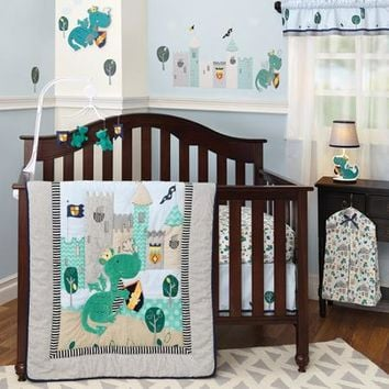Bedtime Originals Sparky 3-Piece Crib Bedding Set - Walmart.com