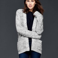 Gap Wool Wrap Sweater