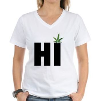 Hi T-Shirt> 420 Gear Stop