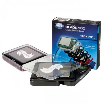American Weigh Scale Digital – Blade 100 – 100g X 0.01g – USA's Largest Smoke Shop | Smoking Accessories