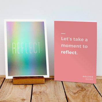 Reflection Kit: Looking Back