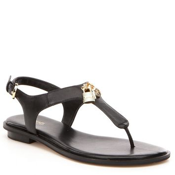 MICHAEL Michael Kors Suki Thong Sandals | Dillards