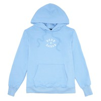 MINI ROCKER PULLOVER: POWDER BLUE