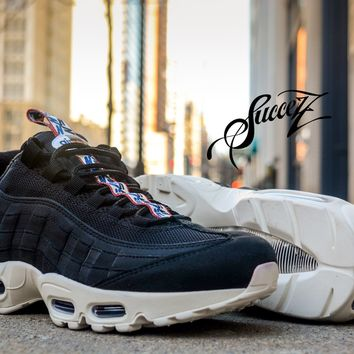 KUYOU Nike Air Max 95 TT Black Mens