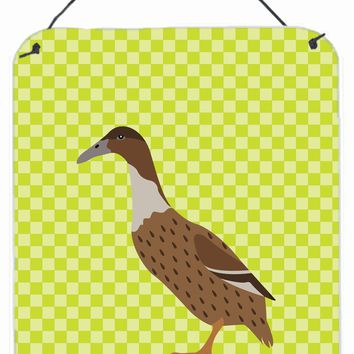 Dutch Hook Bill Duck Green Wall or Door Hanging Prints BB7687DS1216