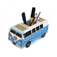 Custom Camper Desk Tidy