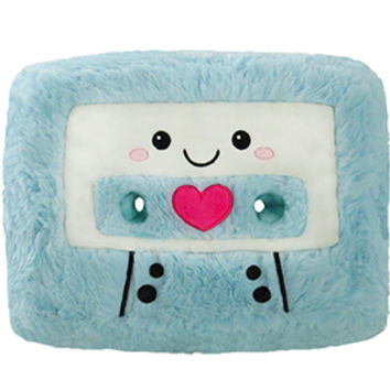 Fuzzy Memories Cassette: An Adorable Fuzzy Plush to Snurfle and Squeeze!