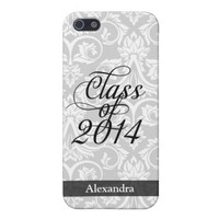 Class of 2014 Swirl iPhone 5 Cover