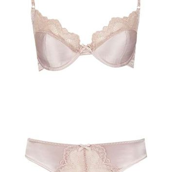 After Midnight Balcony Bra and Knickers - New In This Week - New In