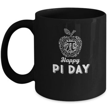 DCKIJ3 Happy Pi Day Math Teacher Mug