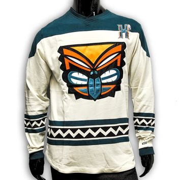 10 Deep Warrior Hockey Jersey- White