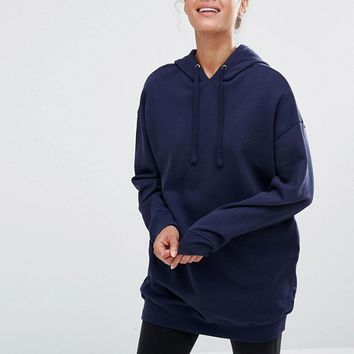 ASOS PETITE Ultimate Oversized Pullover Hoodie at asos.com