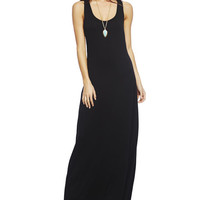 Knotted Back Maxi Dress | Wet Seal