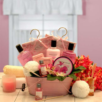 Pretty in Pink Spa Gift Set (Med)