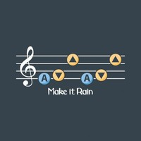 Make It Rain - Zelda Shirt
