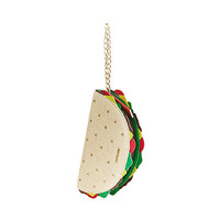 KITSCH TACO WRISTLET: Betsey Johnson