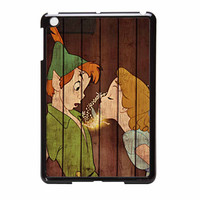 Wendy Kiss Peterpan Wood iPad Mini 2 Case