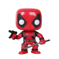 Marvel Universe Pop! Deadpool Vinyl Bobble-Head