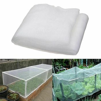 NEW Plants Care Cover Net Insect Bird Pest Control Vegetable Fruit Flowers Protection Garden Anti-bird Mesh Netting Greenhouse