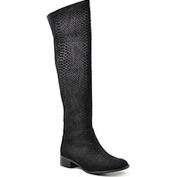 Grazie Phillipa Over-the-Knee Boots - Black