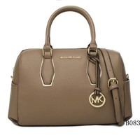MK Women Fashion Leather Handbag Tote Shoulder Bag Travel Satchel