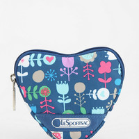 Urban Outfitters - LeSportsac Heart Zip-Pouch