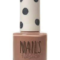 Topshop 'Cream' Nail Polish