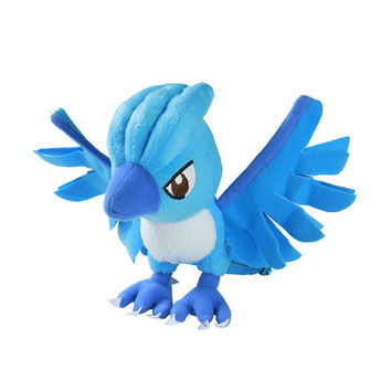 "7"" Articuno Pokemon Cute Soft Plush Toy Doll"