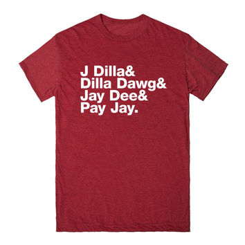 J Dilla and Dilla Dawg and WHITE