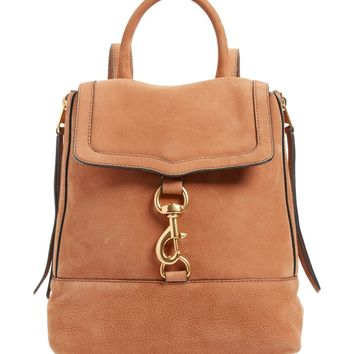 Rebecca Minkoff Bree Leather Convertible Backpack | Nordstrom
