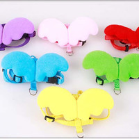 Cute Angel Dog Leashes and Collars