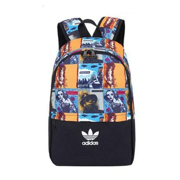 Adidias :casual Sport Shoulder School Bag Backpack