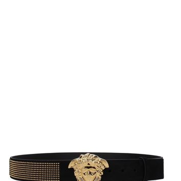 Regular belts Versace Men - Suede (DCU4140DCAB4)