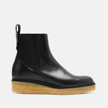 Mix Chelsea Boots by Hope- La Garçonne