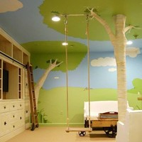 Amazing playroom!!!  LOVE LOVE LOVE