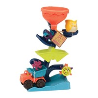Battat B. Owl About Waterfalls Water Toy (Sand)