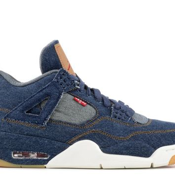 qiyif Air Jordan x Levis 4 Denim