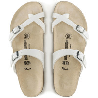 Mayari Birko-Flor White | shop online at BIRKENSTOCK