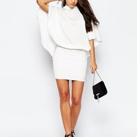 ASOS Oversized Kimono Mini Dress at asos.com