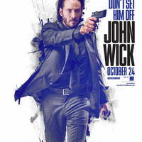 John Wick 11x17 Movie Poster (2014)