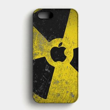 Radioactive Apple iPhone SE Case
