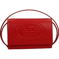 Emporio Armani Y3B086 YH18A 80003 Red Clutch for